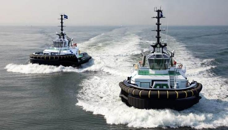 Alewijnse tugs and workboats